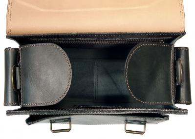 Портфель Sacvoyage  ОПБ-1К черный