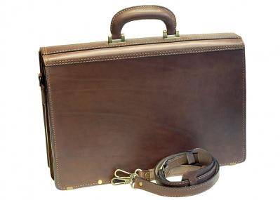 Портфель Sacvoyage ПАВ-11 коричневый