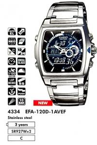 Casio EFA-120D-1A