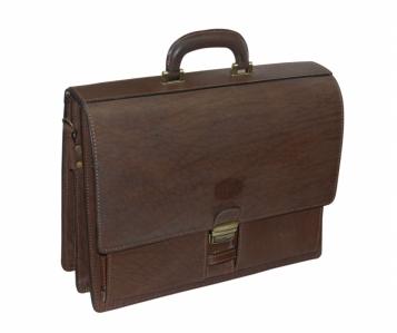 Портфель Sacvoyage ПАВ-25 коричневый