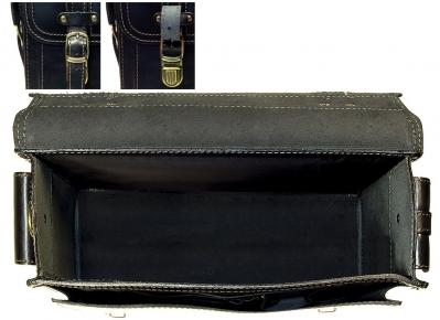 Портфель Unileather 012 черный
