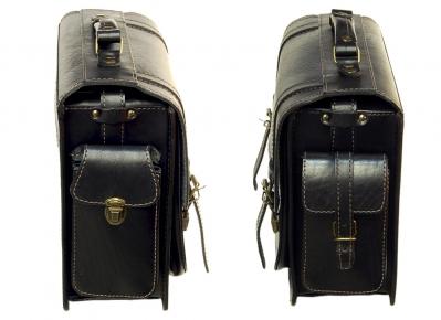 Портфель Unileather 008 черный