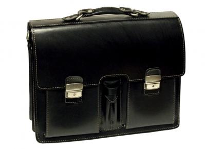 Портфель Unileather 020 черный
