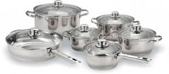 Vitesse VS-1448 (Gerda)Набор посуды (12 предметов)