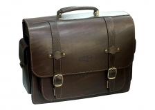 Портфель Sacvoyage ТР коричневый
