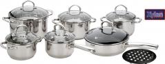 Vitesse VS-1565 (Nancy) Набор посуды из 13 предметов