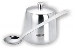 Vitesse VS-1883 (Itzal) Сахарница с ложкой