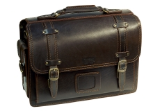 Портфель Unileather 012 коричневый