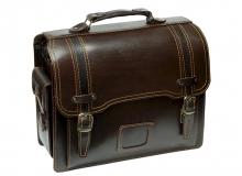 Портфель Unileather 041 коричневый