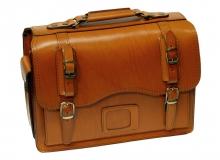 Портфель Unileather 012-2 светло-коричневый
