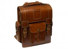 Планшет-ранец Unileather 069 светло-коричневый