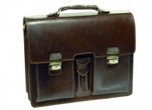Портфель Unileather 020 коричневый