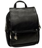 Рюкзак женский Kenguru L8583 Black