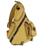 Рюкзак однолямочный Augur 8171 Khaki