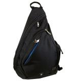 Рюкзак однолямочный Inoxto 8009 Bl