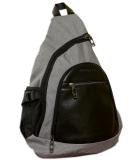 Рюкзак однолямочный Hedgard 440 grey